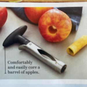 Pampered chef Corer